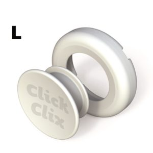 White ClickClix L