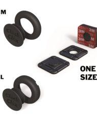 Pack Black M + L + Special Adhesive