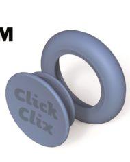 ClickClix M Blue