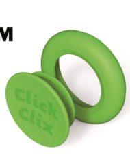 ClickClix M Green