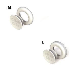 Pack M + L White